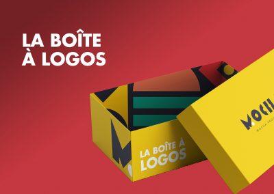 Boîte à logos