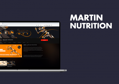 Martin Nutrition