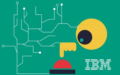 Histoire de logos -IBM