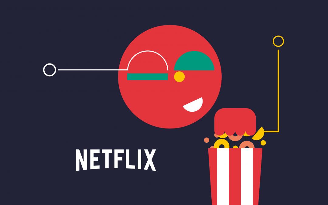 Histoire de logos – Netflix